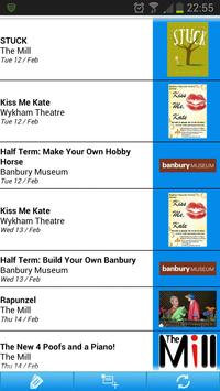 What's On: Banbury poster