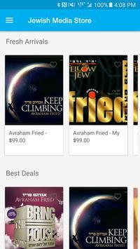 Jewish Media Store apk screenshot