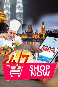 Malaysian Food Supermarket UK apk screenshot