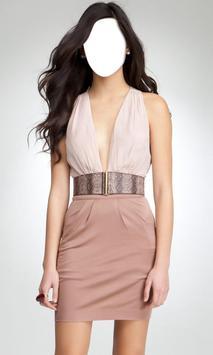 Women Fashion Photo Montage poster