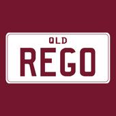 QLD Rego Check icon