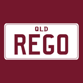 QLD Rego Check icon