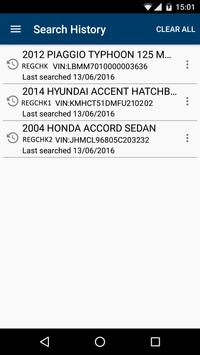 QLD Rego Check apk screenshot