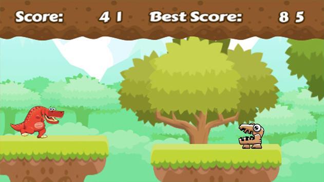 Dino Run Game screenshot 1