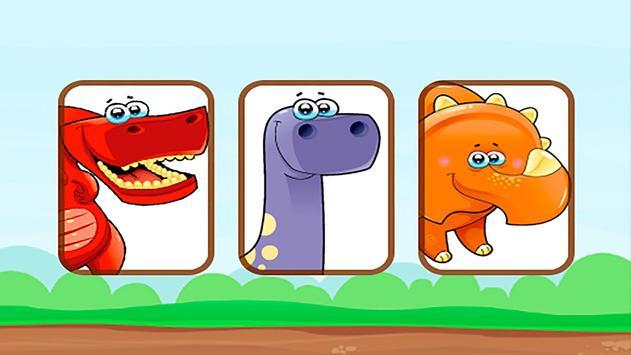 Dino Run Game screenshot 2