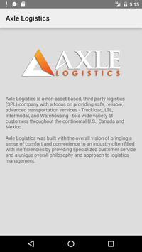 Axle Logistics Anywhere apk screenshot