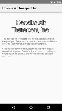 Hoosier Air Transport, Inc. apk screenshot