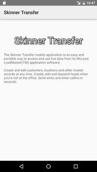 Skinner Transfer screenshot 1