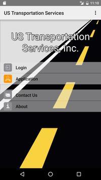 US Transportation Services poster