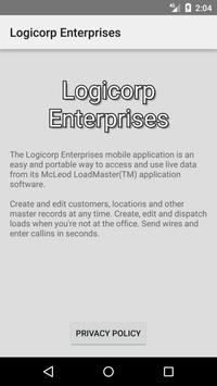 Logicorp Enterprises apk screenshot