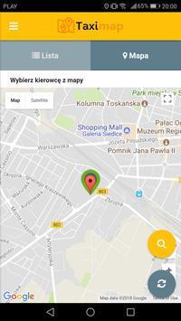 TaxiMap.pl poster