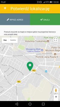 TaxiMap.pl screenshot 1