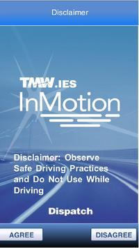 TMW IES InMotion Dispatch screenshot 1