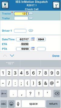 TMW IES InMotion Dispatch screenshot 2