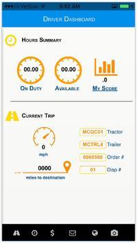 TMW IES InMotion Driver apk screenshot