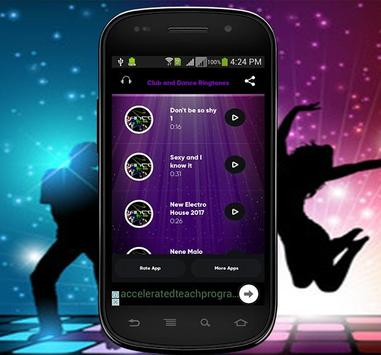 Top Club and Dance Ringtones poster