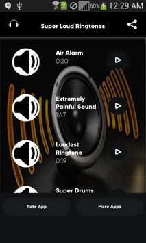 Super Loud Ringtones poster