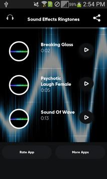Sound Effects Ringtones poster