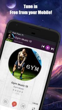 Gym Music App screenshot 2