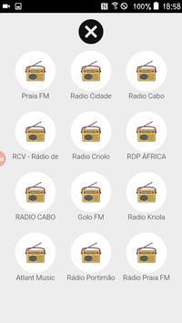 Radio Cabo Verde: Radio de Cabo Verde screenshot 2