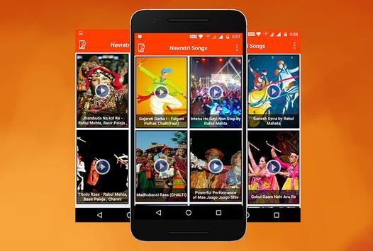 Navratri Garba Songs 2017 Collections apk screenshot