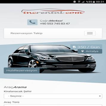 Antalya Arac Kiralama -Rent a car screenshot 1