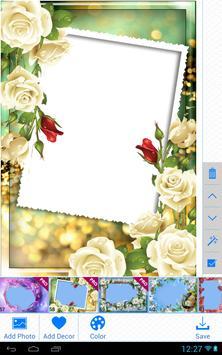 Lovely Photo Frames apk screenshot