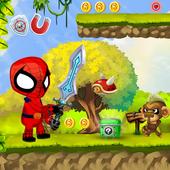 Spider Hero Adventure icon