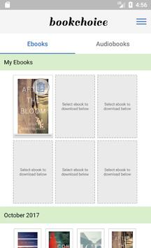 Bookchoice poster