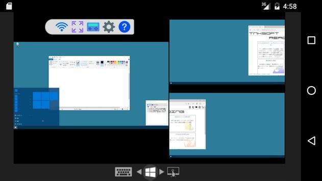 Desktop PC Controller 10 apk screenshot