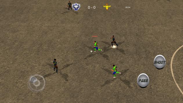 Street Soccer 2016 apk screenshot