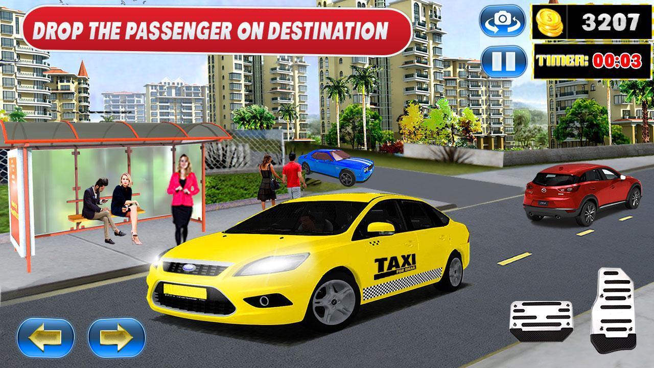 Taxifahrer Spiele
