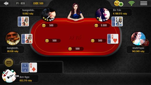 Ruby - Đại gia Game Bài apk screenshot