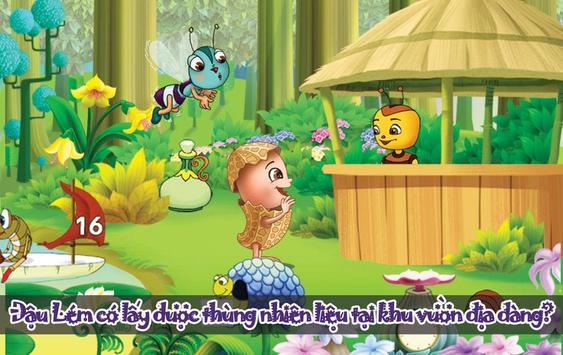Đậu Lém - Toán lớp 3 apk screenshot