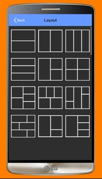 Layout poster