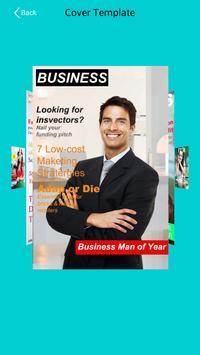 Magazine Cover Maker poster