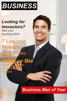 Magazine Cover Maker apk screenshot
