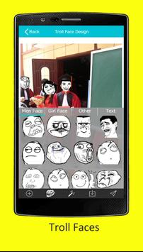 Troll Faces poster
