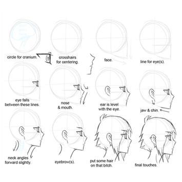 How To Draw Manga poster