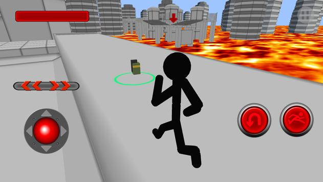 Stickman Gun Shooter 3D screenshot 3