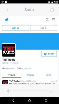 TNT Radio screenshot 1