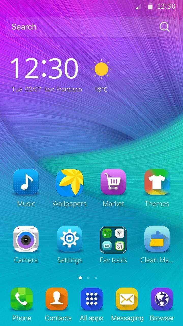Theme Wallpaper For Sumsung S8 For Android APK Download