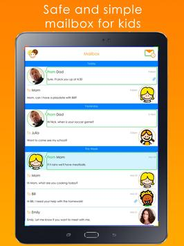 Tocomail - Email for Kids apk screenshot