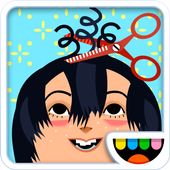 Toca Hair Salon 2 - Free!-icoon