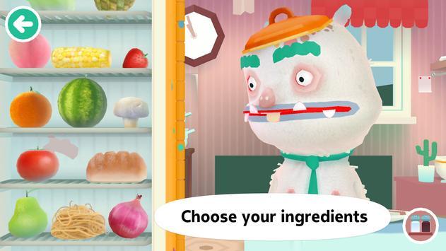 Toca Kitchen 2 apk screenshot