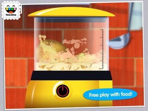 Toca Kitchen تصوير الشاشة 5