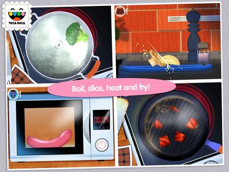 Toca Kitchen تصوير الشاشة 6