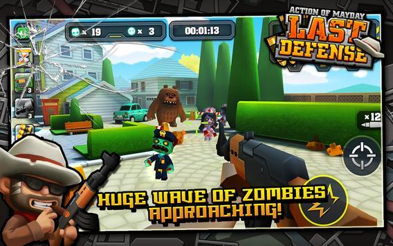Action of Mayday: Last Defense screenshot 10