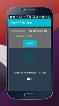 Free Wifi Hotspot apk screenshot