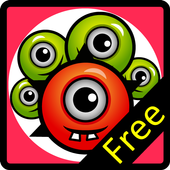 Breakout monster icon